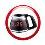 SUBITO Καφετιέρα φίλτρου FG362D-2